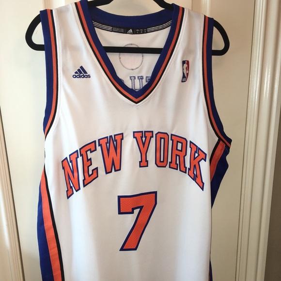 8e62f313f adidas Other - ADIDAS New York Knicks Carmelo Anthony Jersey L